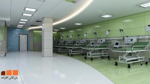 کاشی و سرامیک بیمارستانی