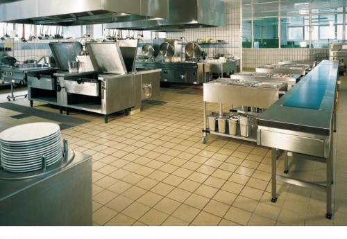 سراميك ضد اسيد كف آشپزخانه صنعتي سايز ٢٠٢٠ با بند ٥ ميل و بندكشي آنتي باكتريال و ضد جرم و چسپ پرسلان و چسب ضد اسيد