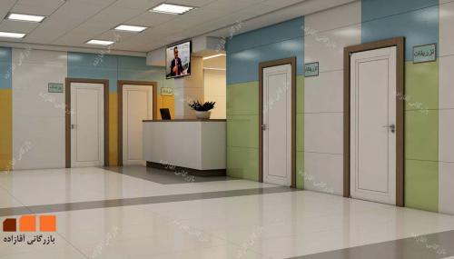 کاشی بیمارستان 1