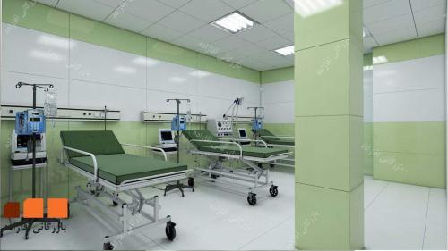 کاشی بیمارستان