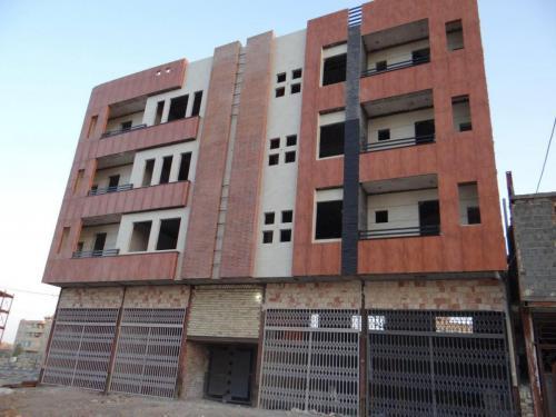 پروژه مسکونی|زاهدان|سایز:120×60|کانال کاشی پارس