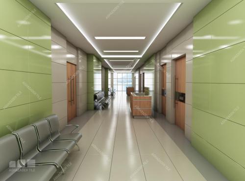 كاشي سبز روشن تركيب با كرم سايز ١٢٠٦٠ پرسلان ضد خش و جرم و سايش در كف و بدنه و مخصوص فضاهاي عمومي در داخل و خارج ساختمان