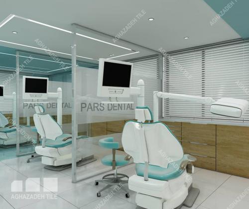 سرامیک بیمارستانی سبز بیمارستانی با کاشی سفید بیمارستانی پرسلانی ١٢٠٦٠