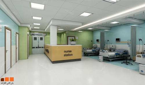 کاشی بیمارستانی